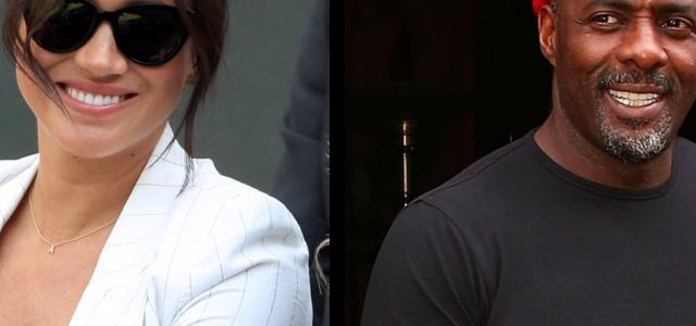 Meghan Markle gave DJ Idris Elba a set list for her wedding