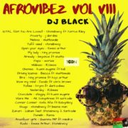 LISTEN: DJ Black – Afrovibez VIII