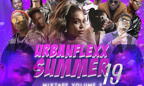 DJ Sawa – Urbanflexx Summer 19 Vol. 2 Mixtape