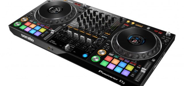 Pioneer DJ introduces new flagship Serato controller