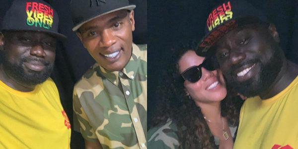 Photos: DJ Black makes special appearance at Hot 97's 'On Da Reggae and Soca Tip'