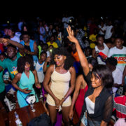 PHOTOS: See all colorful scenes from Ghana DJ Awards #BeachPartyInGhana