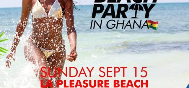 5 amazing things you can do at Ghana DJ Awards #BeachPartyInGhana