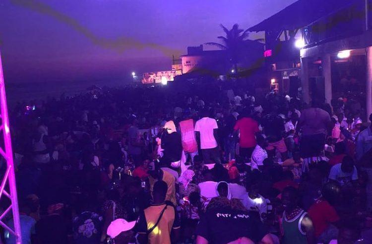 Ghana DJ Awards shakes La Pleasure Beach with #BeachPartyInGhana