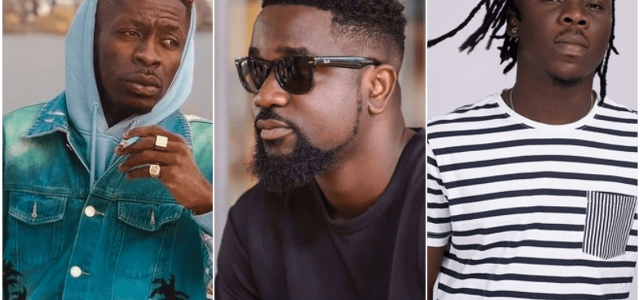 DJ Vyrusky, Sarkodie, Shatta Wale, others, battle for 'DJs' Song' at Ghana DJ Awards 19
