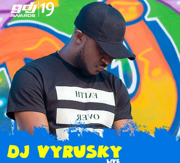 DJ Vyrusky, Sarkodie, Shatta Wale, others, to perform alongside Cardi B on Nov.8