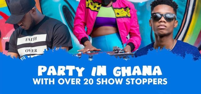 Top DJs, Kuami Eugene, Wendy Shay, Kidi, others, to perform at Ghana DJ Awards 19