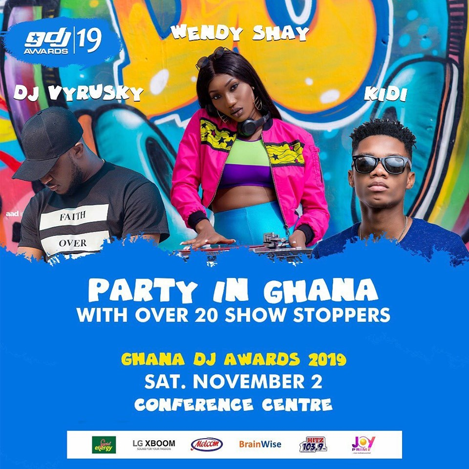 Africa's biggest DJ festival - ghanadjawards.org