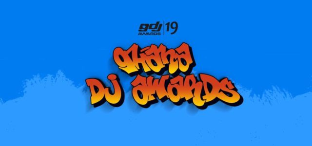 Which song wins 'DJ/Artiste Collaboration of the Year' at 2019 Ghana DJ Awards?
