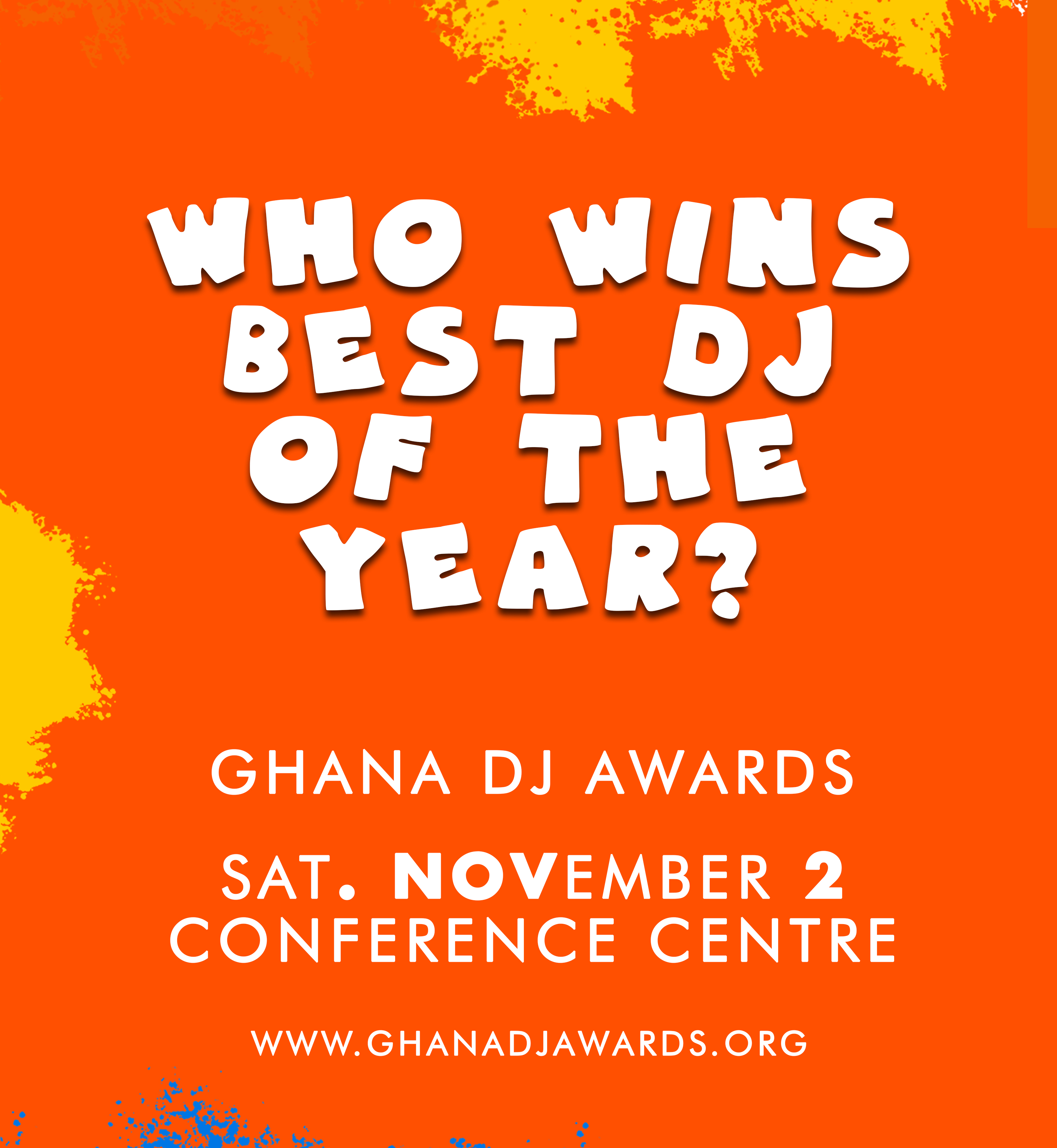 DJ SWITCH GHANA, DJ BLACK, DJ SLY, DJ AROMA, DJ VYRUSKY