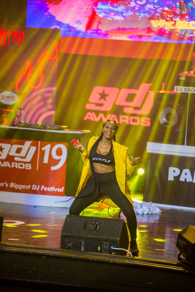Ghana DJ Awards 2019, Wendy Shay