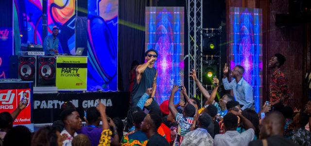 Photos: Ghana DJ Awards 2019 treats patrons to the best 'Party In Ghana'