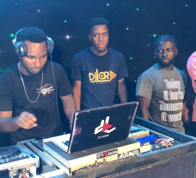 DJ Lord hosts GTUC Akwaaba Night 2019