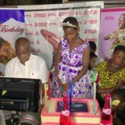 DJ Switch receives scholarship on 12th birthday