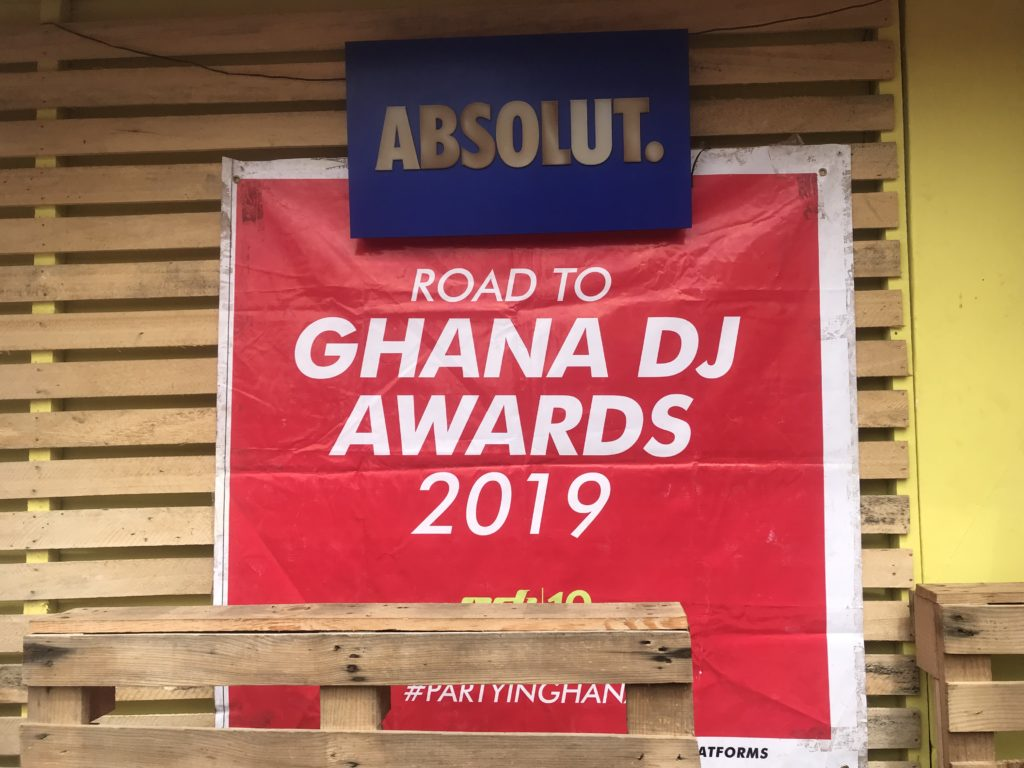 Ghana DJ Awards 2019 Pub Fest
