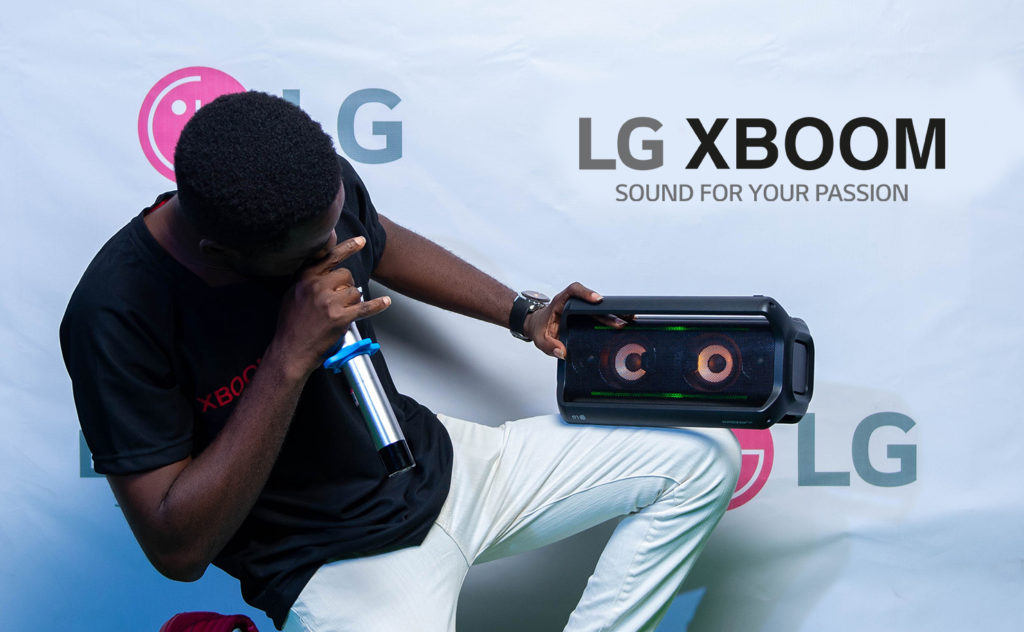 LG Ghana XBOOM X Party