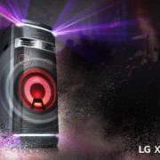 LG XBOOM To Light Up Accra On Vals Day