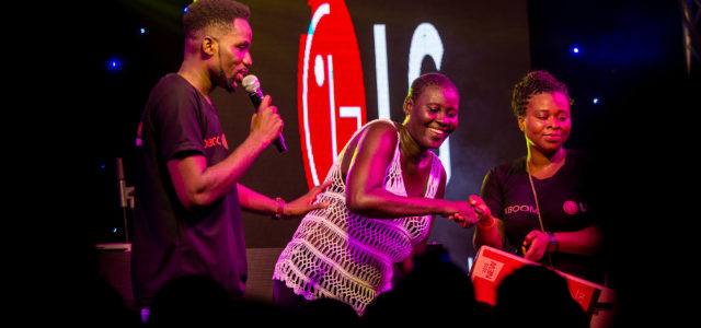 LG Electronics Ghana Thrills   Fans In Accra