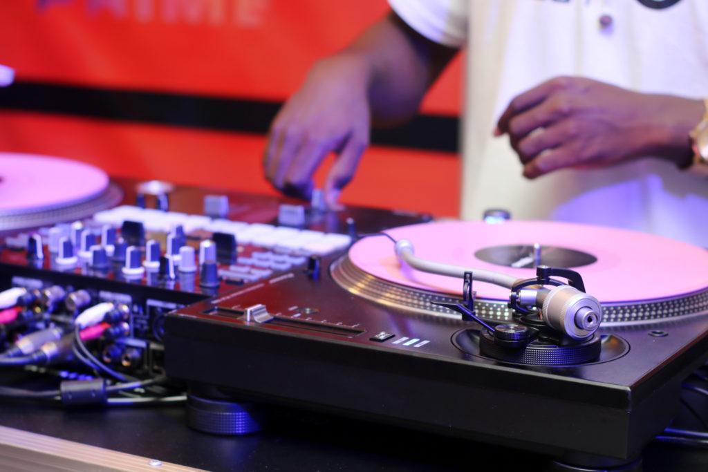 Ghana Dj Awards, Ghana DJ