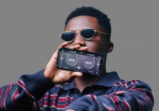 Iphone DJ Ghana DJ Awards
