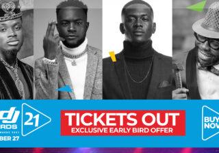 Ghana DJ Awards tickets